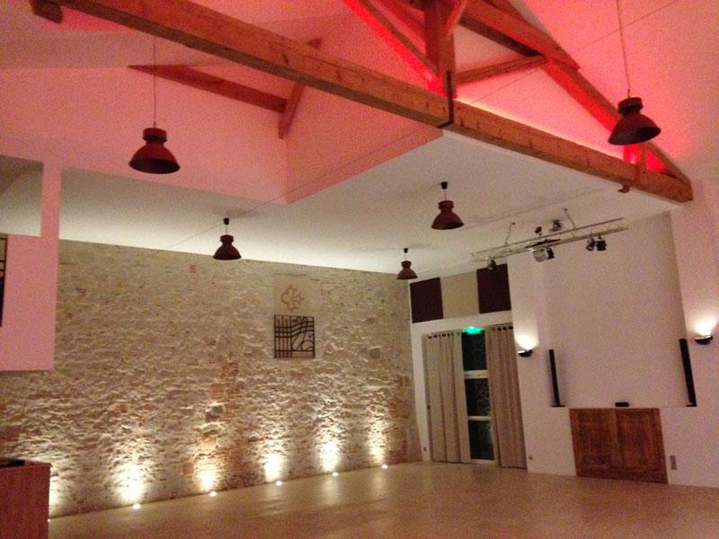 les salles du domaine domaine de flore salles de r 233 ception tarn location salles de