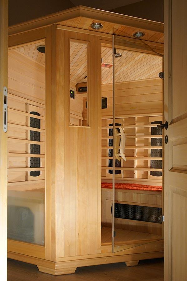 sauna gite tarn